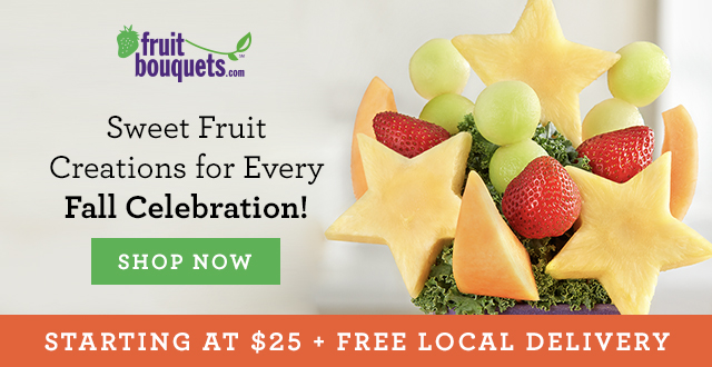 Sweet Fruit Creations for Every Celebration!