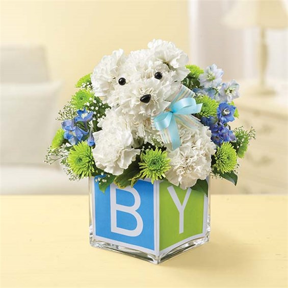 1-800-Flowers® It\'s A-Dog-Able!™   1-800-Flowers - Carle Place